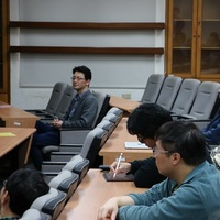 0321 Seminar by Prof. Masato Kanemaki of National Institute of Genetics in Japan-1