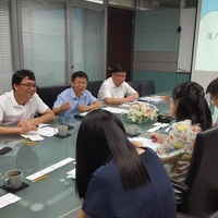0614 Guests from School of Life Sciences, Xiamen University-1